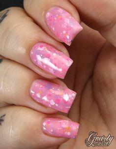 Glitter Daze A Budding Romance Nail Polish www.ShopGlitterDaze.com
