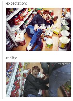 BTS Bangtan Boys | Suga (they should have him model with packs/bottles of sugar too)