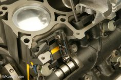 Chrysler 300 multi-displacement system #1