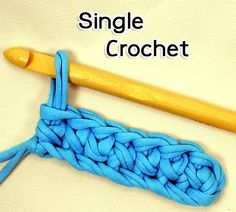 Picture of How to Crochet the Single Crochet Stitch