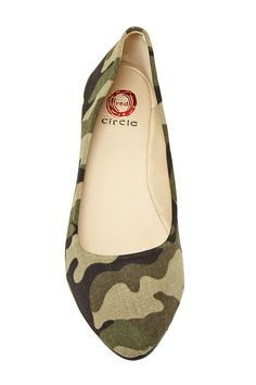Red Circle Evonne Flat by Red Circle on @nordstrom_rack