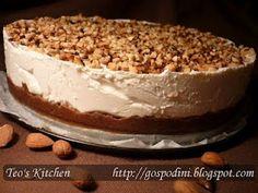 Cheesecake fara coacere | Retete usoare & retete ilustrate Romanian Food, Romanian Recipes, Delicious Desserts, Yummy Food, Thing 1, Cheesecakes, Tiramisu, Sweet Tooth, Food And Drink