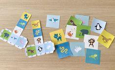 Voici des dés en téléchargement gratuit pour bouger en imitant des animaux ! Saurez-vous vous déplacer de manière féline comme un chat ? Voici, Comme, Logos, Animal Cards, World Animals, Cat Breeds, Logo