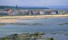Milsey Bay, North Berwick, East Lothian, Scotland