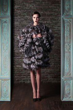 "Rami Kadi ""Le gala des mystères"", F/W 2013-2014 - Couture - http://www.orientpalms.com/rami-kadi-4295"