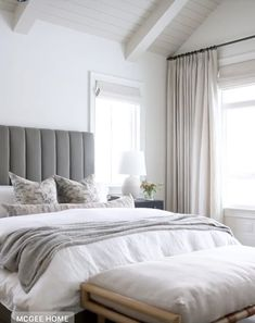 Master Room, Curtains, Bed, Furniture, Home Decor, Blinds, Stream Bed, Interior Design, Draping