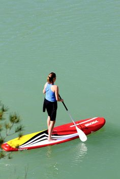 Sroka inflatable Stand up paddle boards are already in Europe!!
