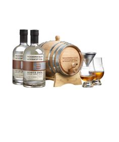 Make your own whiskey kit #gifts