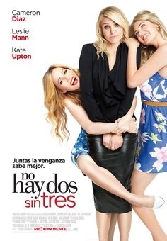 2014 - No hay dos sin tres - The other woman - tt2203939