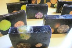 Galaxy Soap  Grape Scented by RealSoapandGoodRags on Etsy, $5.00
