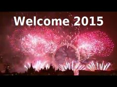 BEST HAPPY NEW YEAR 2015 FIREWORKS -- TOP WORLD's 2015