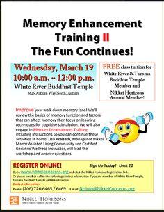 Memory Enhancement Training II