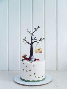 Rock-a-Bye-Baby Cake