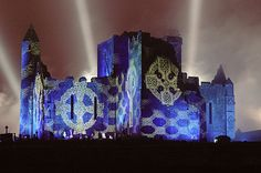 Cashel Rocks - Skyfest 2008 by Ross Ashton, via Behance It is here in Cashel that our 2° great-grandfather Cornelius Noonan lived and was laid to rest.