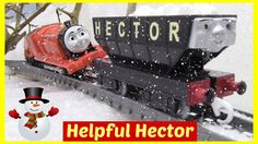 Thomas and Friends Accidents will Happen Toy Train Thomas the Tank Engine Episode Trackmaster Hector Thomas And Friends Videos, Thomas Toys, Thomas The Tank, Engineering, Train, Shit Happens, Christmas Ornaments, Holiday Decor, Christmas Jewelry