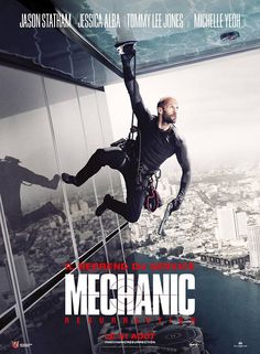 Le flingueur Jason Statham de retour avec les premières photos de MECHANIC : RESURRECTION ! Un film réalisé par Dennis Gansel avec Jason Statham, Jessica Alba, Tommy Lee Jones, Michele Yeoh, Sam Hazeldine. Au cinéma le 31 août . MECHANIC : RESURRECTION MECHANIC...