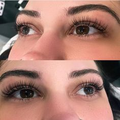 Check out this amazing set of Xtreme Lashes Eyelash Extensions by @brennah_livelovelash! Go give her a follow!♡XOXO