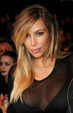 Brunette To Blonde Hair