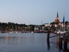 Harbour, #Flensburg, #Germany.