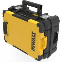 DWAN2190 Stackable Interlocking Bit and Parts Storage DeWalt Medium Tough Case