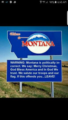 every citizen of Montana AND Wyoming can carry legally without a permit ! Montana Living, Montana Homes, Places To Travel, Places To Go, Big Sky Country, In God We Trust, Wyoming, Scenery, Politics