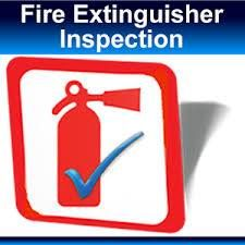 Fire Extinguisher Inspection  - Have you had yours inspected?
