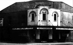 MARYHILL The old Blythswood cinema! location across Maryhill road from Raeberry St.