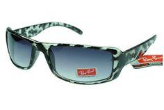 Magasin Objectifs Gris Active Lifestyle Meilleur RB4216 Ray Ban Soldes Lunettes de soleil Noir Blanc Motif Hot9219 en ligne