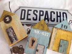 Decosurvintage : Casas y más casas