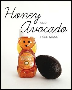 DIY Honey And Avocado Face Mask   The Post Social