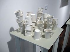 Nicole Lister, 'Paper to Porcelain' exhibition.