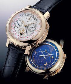 Sky Moon Turbillon – самые дорогие и редкие часы в мире