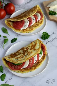 Polish Recipes, Dumplings, Pancakes, Lunch Box, Food And Drink, Caprese, Breakfast, Clothing Hacks, Cooking