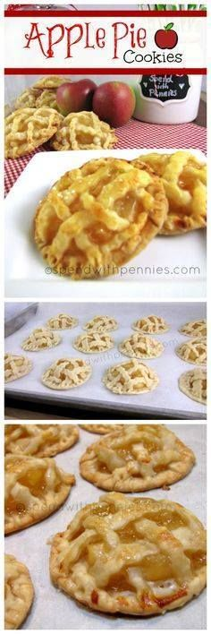 Super Yummy Apple Pi Super Yummy Apple Pie Cookies recipe! These...  Super Yummy Apple Pi Super Yummy Apple Pie Cookies recipe! These cookies are unlike any other with a pastry crust and warm apple pie filling! Recipe : http://ift.tt/1hGiZgA And @ItsNutella  http://ift.tt/2v8iUYW