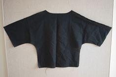 linen kimono top pattern
