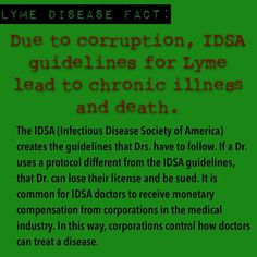 Lyme Disease Fact: