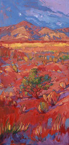 Desert Rainbow (left)