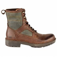BORN Wexford Boots (Brown) - Men's Boots - 9.0 M