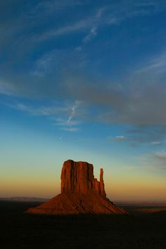 Monument Valley Sunset by kenilee on 500px