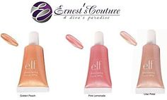 3 Pack  elf Essential Shimmering Facial Whip Golden Peach Pink Lemonade Lilac Petal -- To view further for this item, visit the image link.