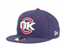 Oklahoma City Dodgers New Era MiLB AC 59FIFTY Cap eb31b2835603