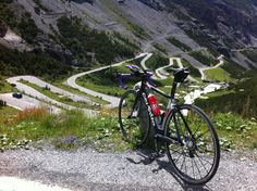 Day 2: (207km 5066m ascent) samedan- pass dal fuorn - stelvio - passo di foscagno - passo d'eira - forcola di livigno - passo del bernina - samedan Bicycle, Vehicles, Alps, Bicycle Kick, Bike, Trial Bike, Bicycles, Vehicle, Tools