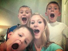 All 4 kids!!!