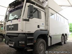 Unicat MAN 6x6 Camper