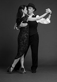 Tango Palo Alto: Zina Argentine Tango Dance Club