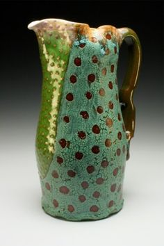 More delicious glaze action from Ronan Kyle Peterson.