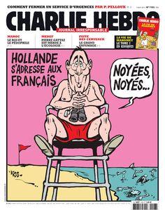 Charlie Hebdo, 7 août 2013