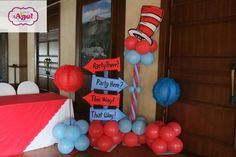 """Photo 13 of 18: Dr. Suess / Birthday """"Easton's 1st Birthday"""" 