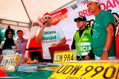 Noticias de Cúcuta: 1ER SALÓN AUTOMOTOS TRAMITÓ MÁS DE 50 PLACAS DE VE...