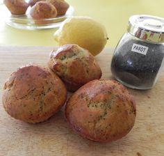 Cake au citron sans gluten ni lactose